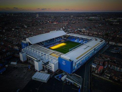 Everton Football Club Stadium