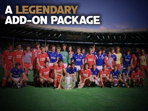 Liverpool and Everton team